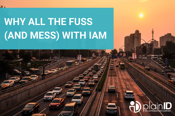 Why All the Fuss (And Mess) With IAM?