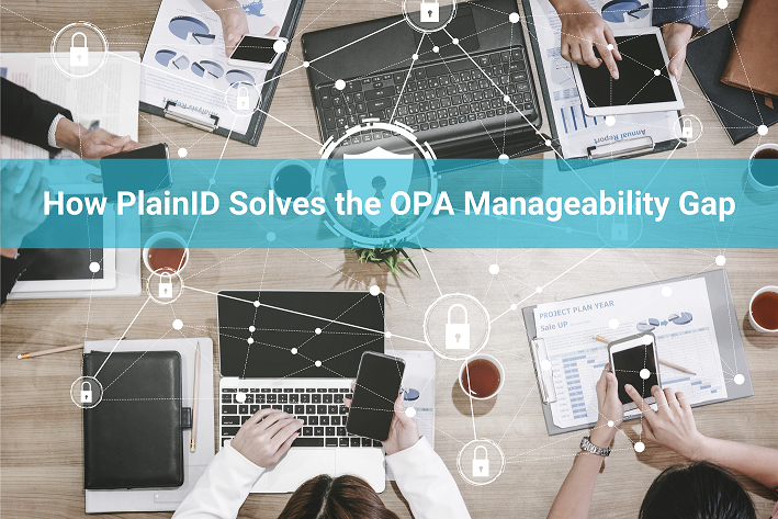 PlainID helps scale OPA by creating a better way to manage policies.