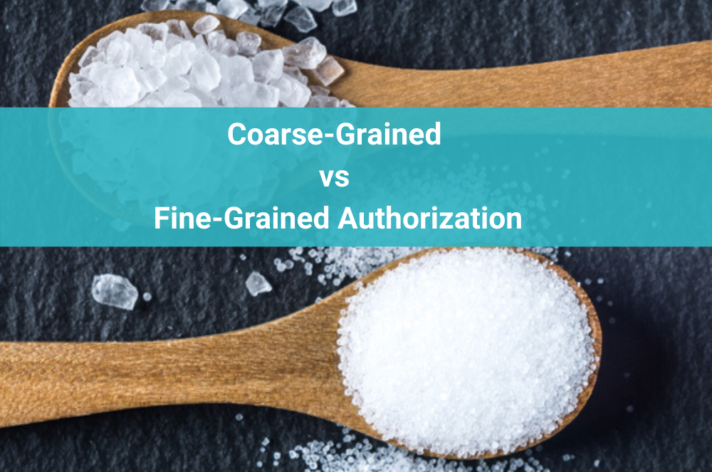 coarse grained vs fine grained